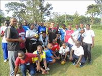IHF coaching course in Kenya strated by AliReza Habibi IHF lecturer